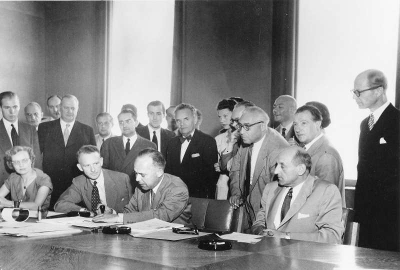 You are currently viewing The 1951 Refugee Convention in Geneva